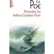Povestea lui Arthur Gordon Pym - E.A. Poe