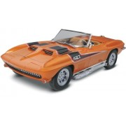 Revell '67 Corvette 427 Roadster Plastic Model Kit