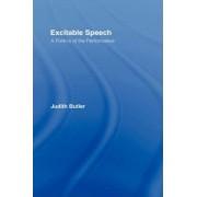 Excitable Speech by Judith Butler