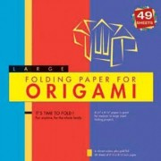 Folding Paper for Origami by Tuttle Publishing