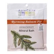 MINERAL BATH SALT (Warming Balsam Fir) 1 Packet