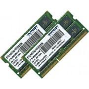 Patriot Signature Apple 8 Go SODIMM 2 x 4 Go DDR3 - PC10600 1333