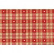 E-plast rotolo tovaglia 20 mt cuore rosso