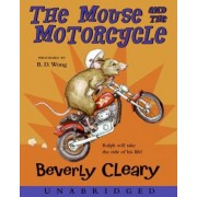 The Mouse and the Motorcycle CD by Beverly Cleary