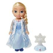 Disney Frozen - Papusa Elsa, Luminile Nordului, 35 cm