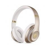 Beats by Dr. Dre Audífonos Studio Wireless, Inalámbrico, Bluetooth, Oro/Blanco