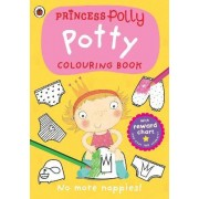 Princess Polly: Potty Colouring Book by Ladybird