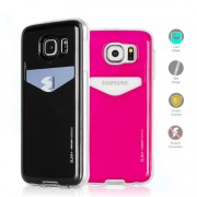 Mercury Slim Plus Card Pocket Case for Samsung Galaxy S6