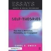 Self-theories by Carol S. Dweck