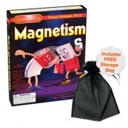 ScienceWiz Magnetism Kit with Free Storage Bag