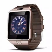 Smartwatch Bluetooth DZ09 MTK Compatibil SIM si MicroSD cu Camera Resigilat