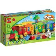 LEGO DUPLO - Vláček plný čísel 10558