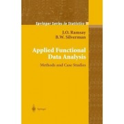 Applied Functional Data Analysis by J. O. Ramsay