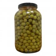 Aceituna Verde sabor Anchoa Galón 5Kg