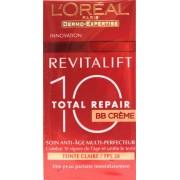 L'oreal Revitalift Total Repair 10 crema anti-imbatranire SPF20 (ten deschis, 50 ml)