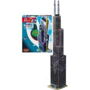 Puzzle 3D Sears Tower by Hasbro