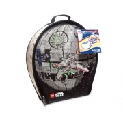 Neat-Oh!? LEGO? Star Wars ZipBin? Death Star Transforming Toybox