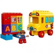 Lego Duplo 10603 Mój pierwszy autobus - Gwarancja terminu lub 50 zł! BEZPŁATNY ODBIÓR: WROCŁAW!
