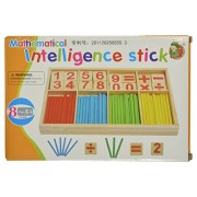 Something Different Math Learning Sticks | Educational Toy | Wooden Toys | Easy Maths