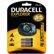 Duracell Explorer Headlamp Torch (HDL-2C)