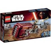Lego Star Wars Rey S Speeder