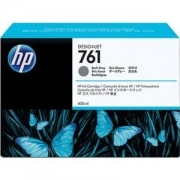 HP 761 400ml Dark Gray Ink Cartridge - CM996A
