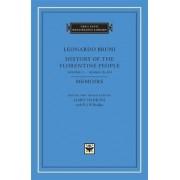 Leonardo Bruni: Books IX XII Memoirs v. 3 by James Hankins