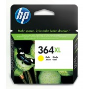 HP 364XL Yellow Ink Cartridge Use in selected Photosmart printers