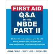 First Aid Q&A for the NBDE: Pt. 2 by Jason E. Portnof