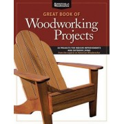 Great Book of Woodworking Projects by Randy Johnson