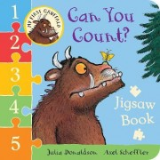 My First Gruffalo: Can You Count? Jigsaw Book by Julia Donaldson