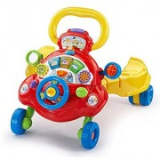 Vtech Sit Stand And Ride Baby Walker