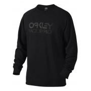 Oakley DWR Factory Pilot Camicia a maniche lunghe Uomini nero Camicie