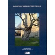 Excavations in Broad Street, Reading by Nicola Scott