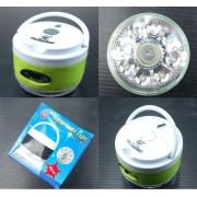 Lampa de veghe cu 9led magnet si doua agatatoare