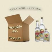 Kartón - Meruňka 10x1L 40%