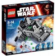 LEGO Starwars 75100 First Order Snowspeeder