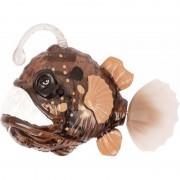 Robo Fish Deep Sea Anglerfish Braun