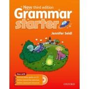 OXFORD GRAMMAR STARTER: STUDENT'S BOOK &AUDIO CD PACK