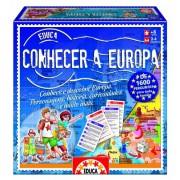 Juegos educativos Educa - Conhecer a Europa, en portugués (14671)