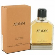 Armani Eau D'aromes For Men By Giorgio Armani Eau De Toilette Spray 3.4 Oz