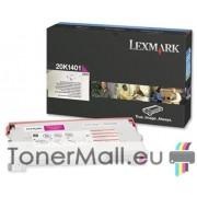 Тонер касета LEXMARK 20K1401 (Magenta)