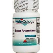 artemisinin super - artémisinine 200 mg - 60 vcaps