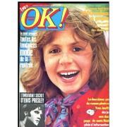Ok! 84 1977 Dave/Nicoletta/Sheila Ringo/Presley/Clayderman/