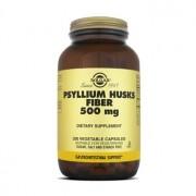 PSYLLIUM HUSKS FIBER 500mg 200 VCaps