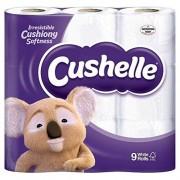 Cushelle Carta Igienica Bianco 180 Fogli Per Rotolo (9)