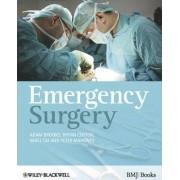 Emergency Surgery by Adam Brooks