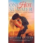 One Hot Summer by Melissa Cutler