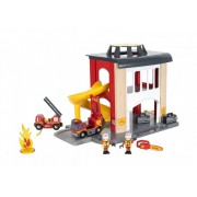 Rescue Fire Station