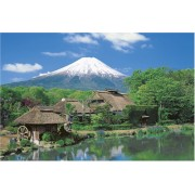 15-501 and sacred mountain village of Guru 1500 Oshino piece of the puzzle (japan import)